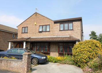 Thumbnail 5 bedroom detached house for sale in Northbury Road, Great Sutton, Ellesmere Port