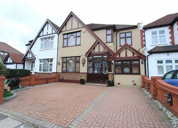 Thumbnail 4 bed terraced house to rent in Tresco Gardens, Goodmayes, Essex
