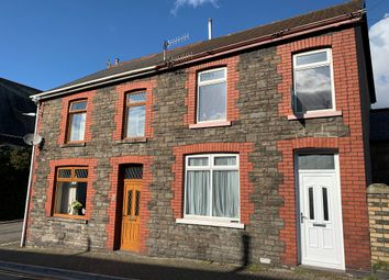Thumbnail 2 bed end terrace house for sale in Ralph Street, Trallwn, Pontypridd