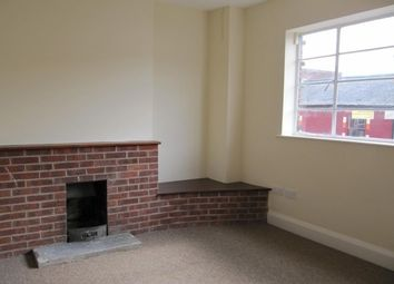 Thumbnail 3 bed flat to rent in Market Street, Loughborough