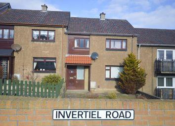 Thumbnail 3 bed terraced house for sale in Invertiel Terrace, Kirkcaldy
