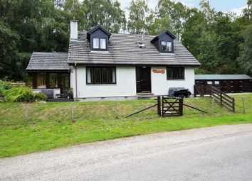Thumbnail 3 bed detached house for sale in Jura Cottage Divach Road, Balmacaan, Drumnadrochit, Inverness