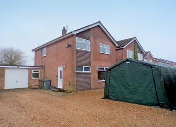 Thumbnail 3 bed link-detached house for sale in Horsford, Norwich, Norfolk