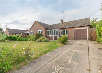 Thumbnail 3 bed detached bungalow for sale in The Cornfield, Langham, Holt