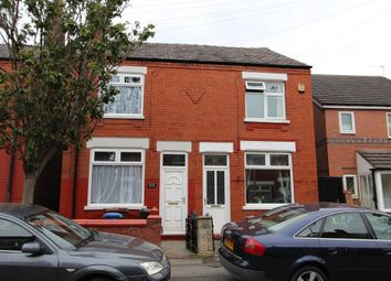 Thumbnail 2 bed semi-detached house for sale in Islington Road, Stockport