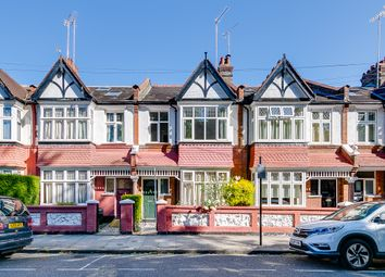 Thumbnail 3 bed terraced house for sale in Crabtree Lane, London