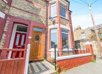 Thumbnail 3 bed terraced house to rent in Ethelbert Road, Ramsgate