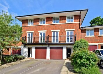 Thumbnail 4 bed town house for sale in Batchelor Crescent, Crowborough, East Sussex