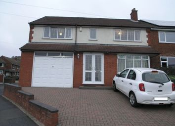 Thumbnail 4 bed semi-detached house for sale in Dudley Road, Rowley Regis