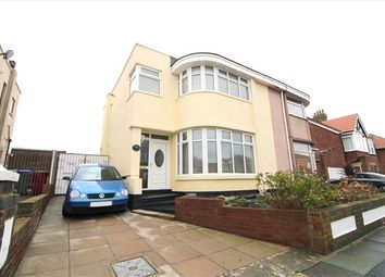 Thumbnail 3 bed property for sale in Warbreck Drive, Blackpool
