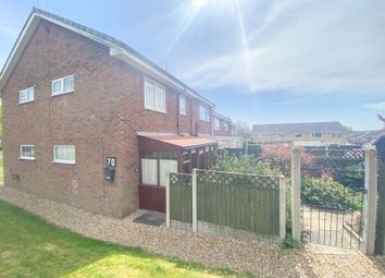 Thumbnail 1 bed terraced house for sale in Valley View Drive, Bottesford, Scunthorpe