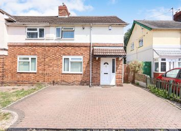 Thumbnail 3 bed end terrace house for sale in Skidmore Avenue, Bradmore, Wolverhampton