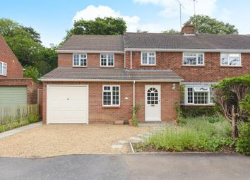 Thumbnail 5 bedroom semi-detached house for sale in Ascot, Berks