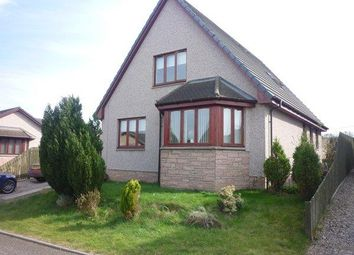 Thumbnail 4 bed detached house to rent in Heather Croft, Letham, Forfar