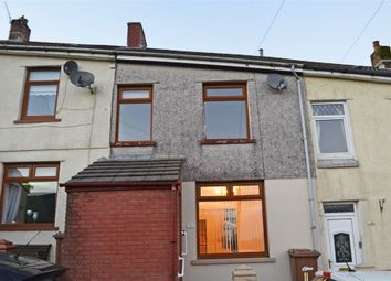 Thumbnail 3 bed terraced house for sale in Plantation Terrace, Fochriw, Bargoed, Caerphilly