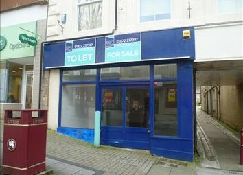 Thumbnail Retail premises for sale in 75 Fore Street, Redruth, Cornwall