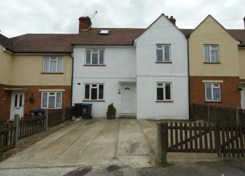 Thumbnail 4 bedroom terraced house to rent in Bradley Road, Ramsgate