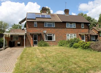 Thumbnail 2 bed semi-detached house for sale in Weycombe Road, Haslemere