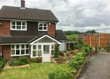 Thumbnail 4 bed semi-detached house to rent in Danby Drive, Cannock