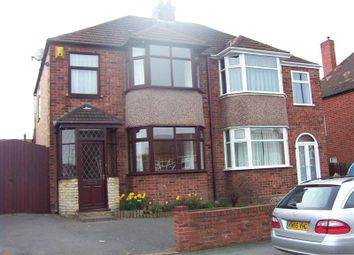 Thumbnail 3 bed semi-detached house to rent in Stennels Close, Keresley, Coventry, West Midlands