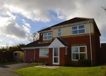 Thumbnail 3 bedroom detached house to rent in Pant Yr Odyn, Tycoch, Swansea