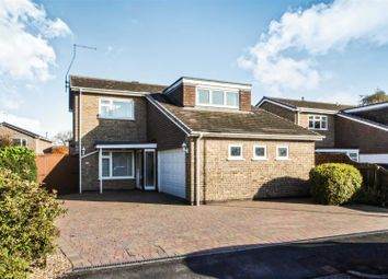 Thumbnail 4 bed detached house for sale in Hargreave Close, Beverley