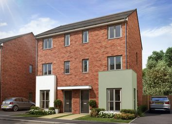 "Thumbnail 3 bed semi-detached house for sale in ""Greyfriars Varient "" at Mill Road, Aveley, South Ockendon"