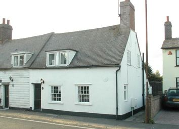 Thumbnail 2 bed cottage for sale in Mill Street, St. Osyth, Clacton-On-Sea