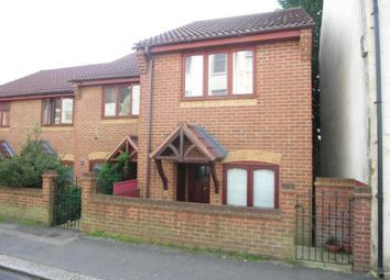Thumbnail 2 bed end terrace house to rent in Western Road, Aldershot
