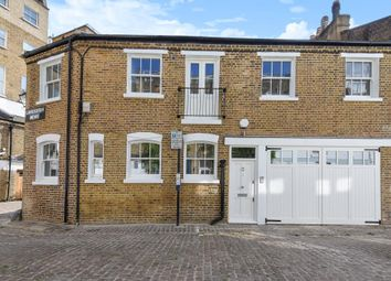 Thumbnail 2 bed terraced house for sale in Lancaster Mews W2,