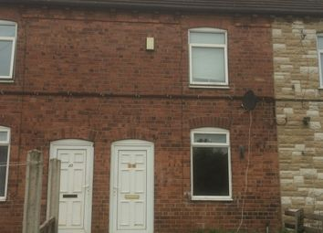 Thumbnail 4 bed terraced house to rent in Recreation Drive, Shirebrook, Shirebrook