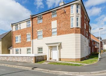 Thumbnail 2 bed flat for sale in Recreation Road, Plymouth