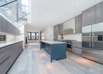 Thumbnail 4 bed terraced house to rent in Musard Road, London