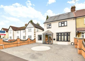 4 bed semi-detached house for sale in Wallasey Crescent, Ickenham, Uxbridge, Middlesex UB10