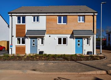 Thumbnail 3 bedroom end terrace house for sale in The Vines, Plymouth, Henry Avent Gardens, Plymouth