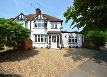 Thumbnail 4 bed semi-detached house for sale in Leggatts Way, Watford