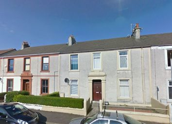 Thumbnail 1 bed flat for sale in 6, Springvale Place, Saltcoats KA215Ls
