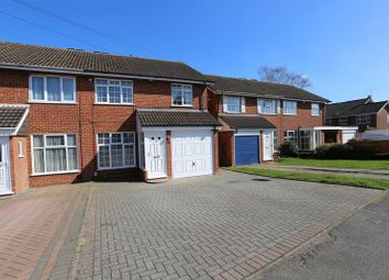 Thumbnail 3 bed semi-detached house to rent in Stonehaven Drive, Woodley, Reading