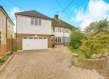 Thumbnail 4 bed semi-detached house for sale in Horsham Road, Pease Pottage, Crawley