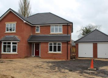 Thumbnail 4 bed detached house for sale in Kirklington Road, Bilsthorpe, Newark