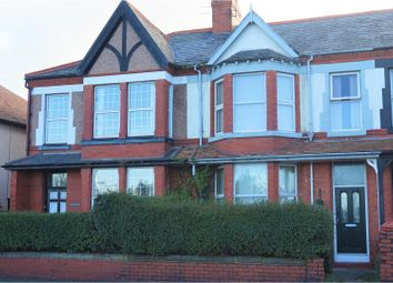Thumbnail 5 bed terraced house for sale in Marine Road, Prestatyn