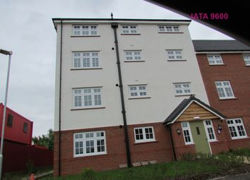 Thumbnail 2 bed flat to rent in Ferry Pickering Close, Hinckley