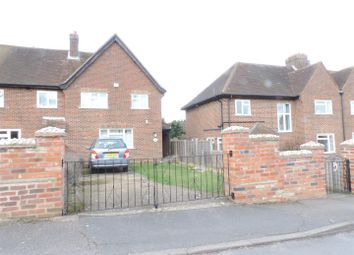 Thumbnail 3 bed semi-detached house for sale in Norwood Close, Effingham, Leatherhead