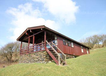 Thumbnail 3 bed mobile/park home for sale in Bwlch Gwyn, Aberdovey Gwynedd