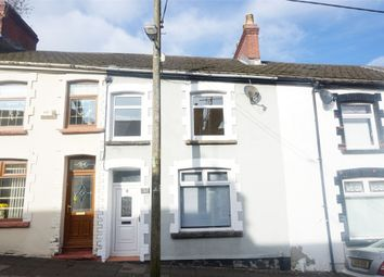Thumbnail 3 bed terraced house for sale in West Street, Bargoed, Caerphilly