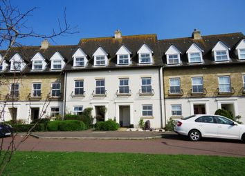 Thumbnail 4 bed town house for sale in Sandmartin Crescent, Stanway, Colchester