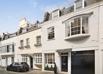 Thumbnail 2 bed mews house to rent in Eaton Mews North, Belgravia