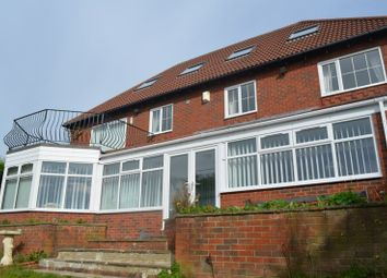 Thumbnail 4 bed detached house for sale in Valerian Court, Ashington