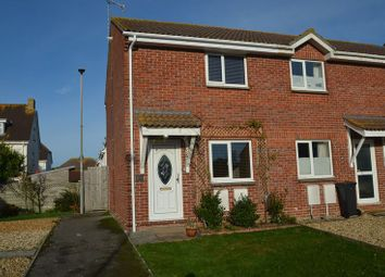 Thumbnail 2 bed terraced house for sale in Larkspur Close, Weymouth