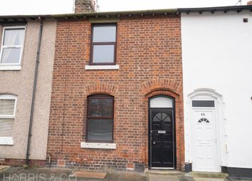 Thumbnail 2 bed terraced house for sale in Blakiston Street, Fleetwood, Lancashire